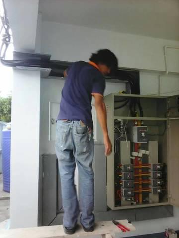 งานระบบไฟฟ้า