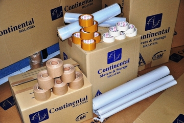 Medium packing material 151