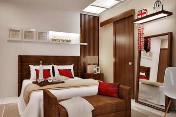 Medium master bedroom v1
