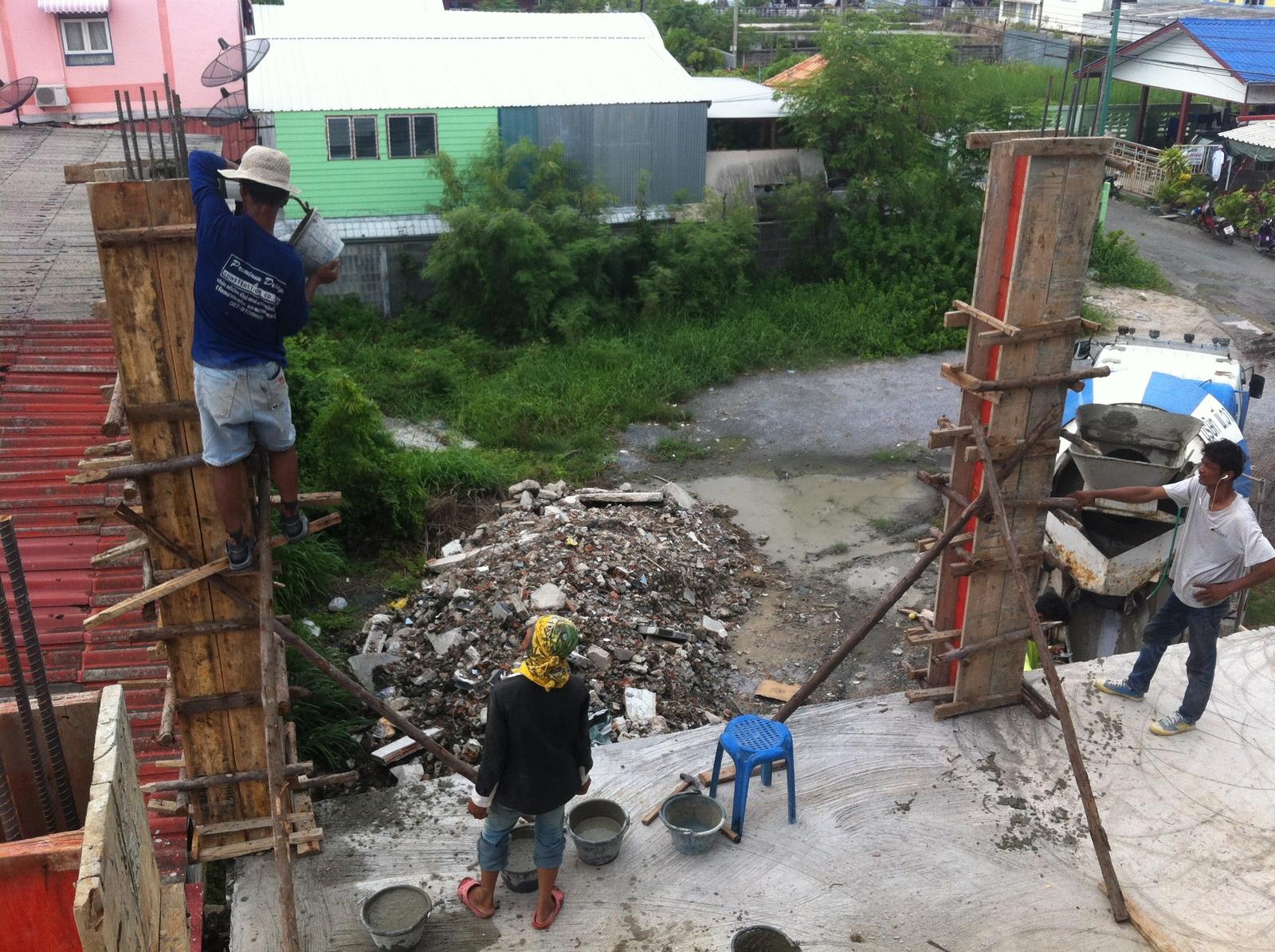 mbuild service