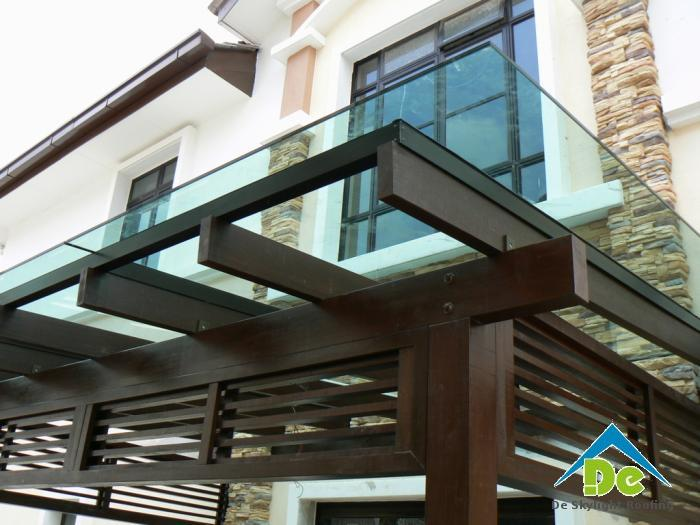 Residential Glass Roofs Amp Glass Canopy Modern Glass Roof