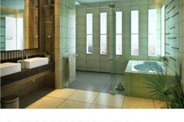 Medium bathroom renovation