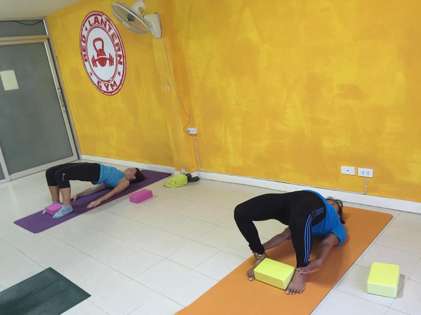 Mei-Yoga