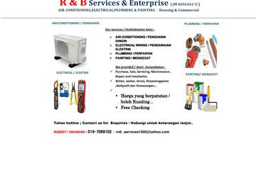Medium r b services cover