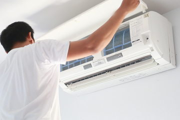 Medium air conditioning service