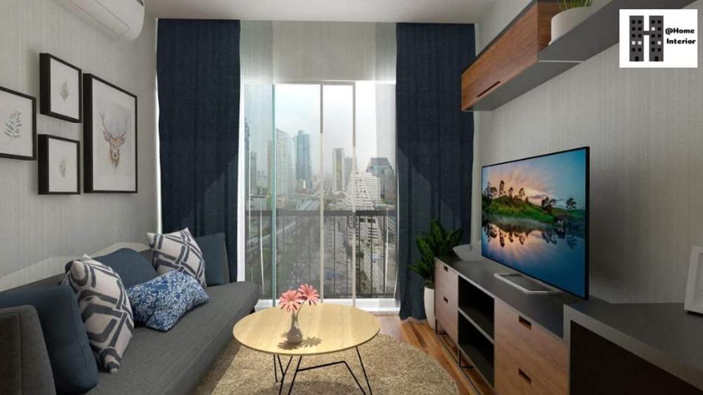 @Home Interior (รับออกแบบตกแต่งภายในครบวงจร รีโนเวท)