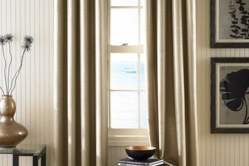 Medium auburn modern curtain design ideas