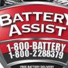 Thumb batteryassist