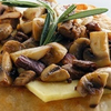 Thumb turkish pide with sauteed mushroom w