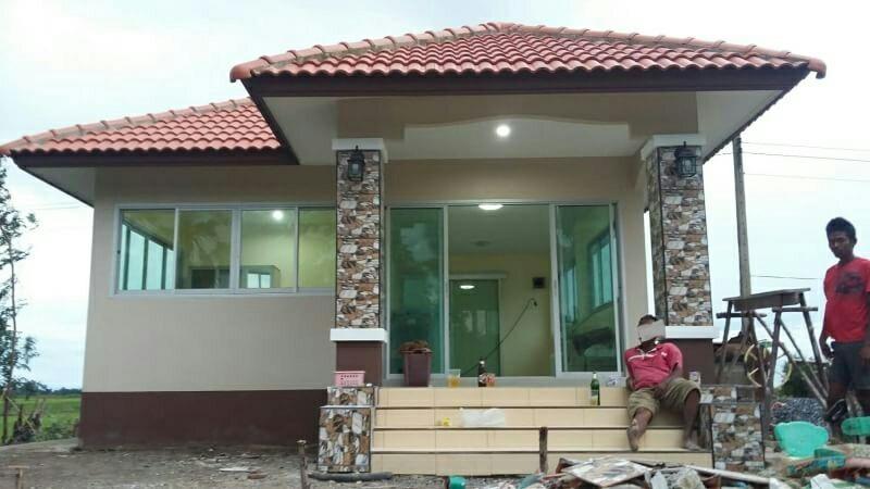 รับสร้างบ้าน แบบบ้านราคาถูก