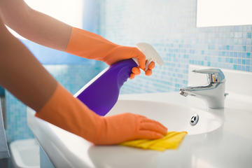 Medium cleaning services