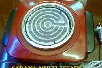 Medium kompor elektrik