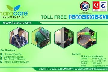Medium haracare building care