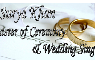 Medium logo surya khan wedding singer