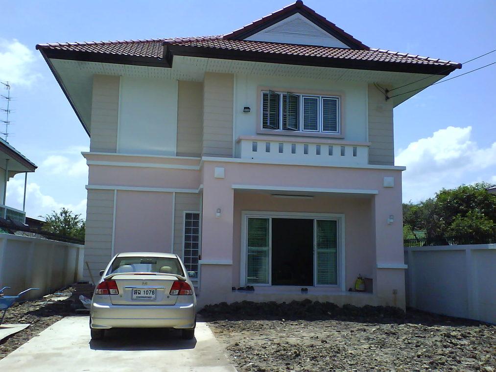 ปลูกสร้างอาคารพักอาศัยเป็นอาคาร ค.ส.ล. 3 ชั้น by ว่องวิศว์ คอนสตรัคชั่น -  - Helpdee.com