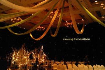 Medium ceiling decoration