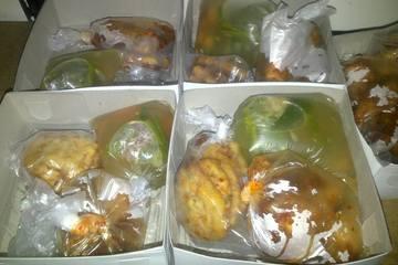 Medium nasi box