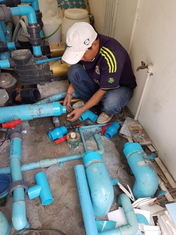 รับซ่อมแซมระบบประปา ระบบไฟฟ้าภายใน ทาสี และงานตกแต่งภายในทั่วไป ราคาถูก