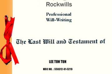 Medium a sample of rockwills will