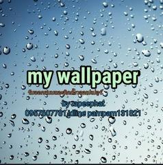 My wallpaper