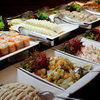 Thumb catering header