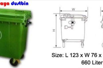 Medium plastik hdpe 660 liter copy