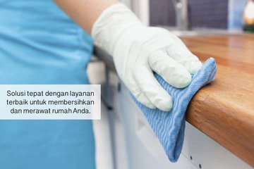 Medium jagonya bersih tips