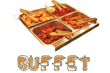 Medium buffet catering one catering malaysia