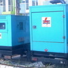 Thumb genset rental
