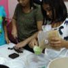 Thumb measuring ingredients