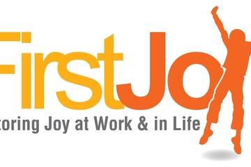Medium first joy logo