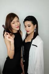 Kindapink Makeup