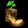 Thumb plant boots
