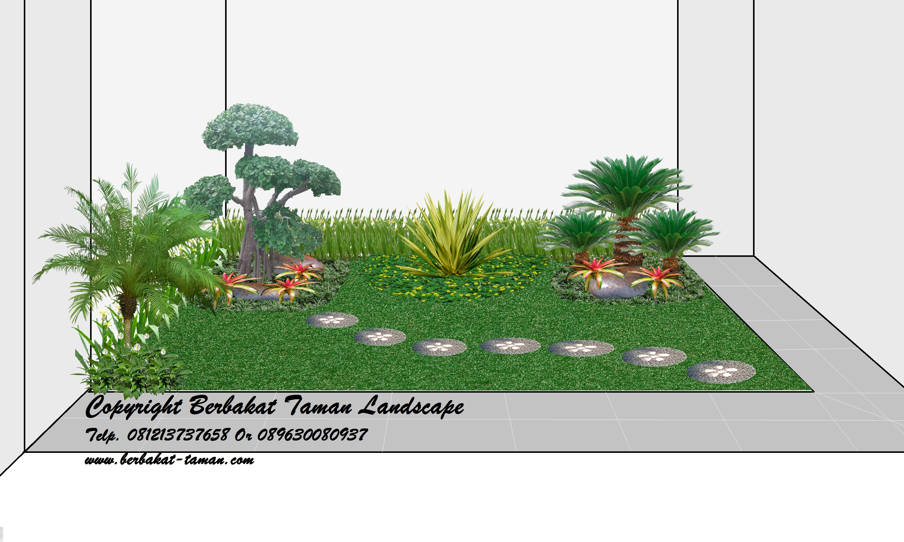 Desain 20taman 20green 20lake 20city 202
