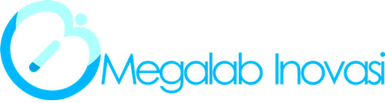 Logo megalab stempel