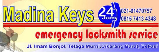 Logo baru madina keys 550