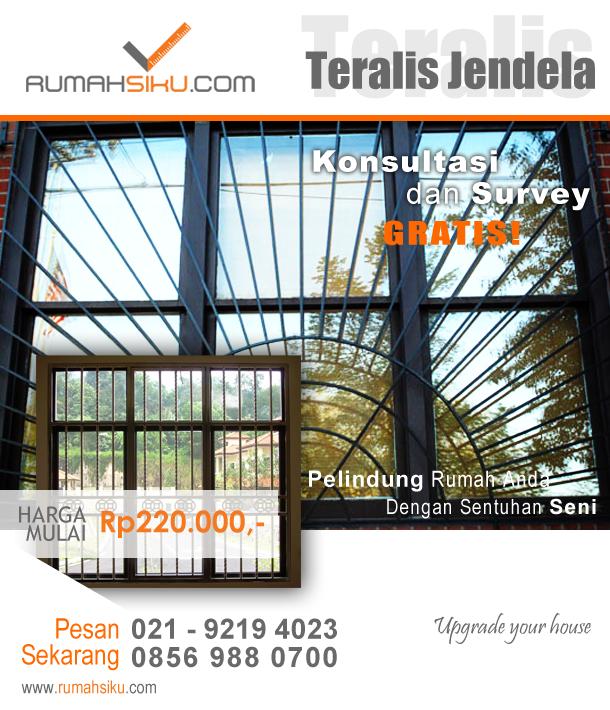 Page teralis jendela