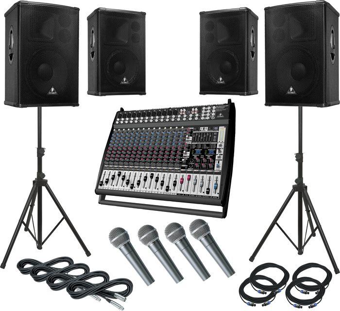 Sewa Lighting Studio Jakarta: Jasa Rental Sound System Di Bogor, Jawa Barat