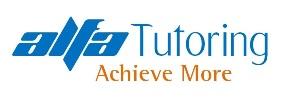 Alfa tutoring logo small