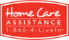 Thumb home care assistance logo