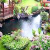 Taman kolam avt
