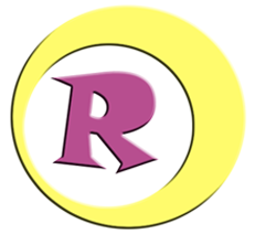 Logo ririsaci studio surabaya