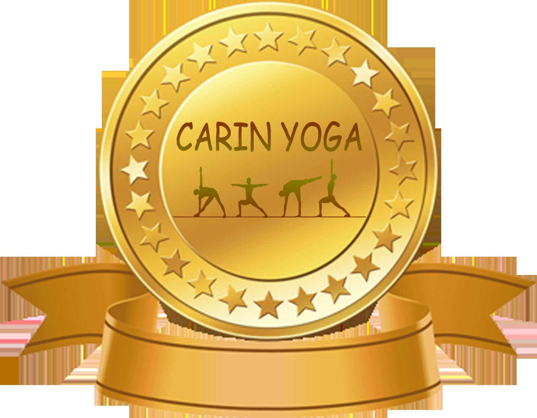 Carin logo certificate trf
