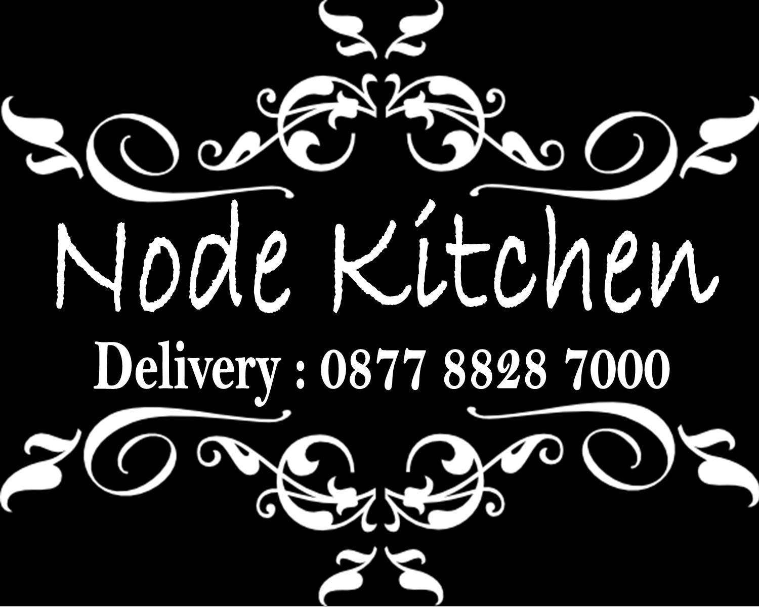 Stiker node kitchen