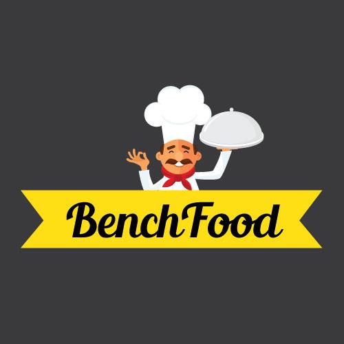 Benchfood logo