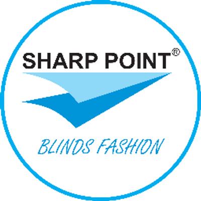 Sharp point logo