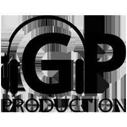 Logo gp production bali sewa sound system dan lighting