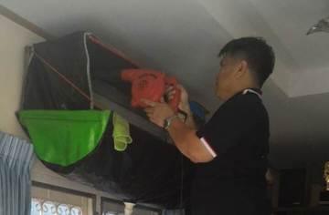 บริการงานล้างซ่อมเครื่องปรับอากาศ งานระบบไฟฟ้า