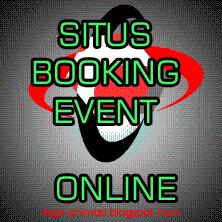 Situs booking event online
